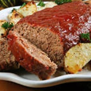 Gluten-Free Meatloaf Recipe - ZipList | A yum food | Pinterest