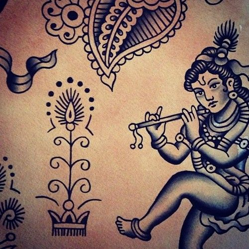 Tattoo Designs Amma: Pin Top 100 Tattoo Designs Reviews And Photos On Pinterest