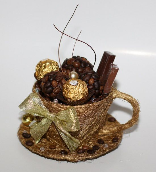 Конфеты из кофе своими руками 1091