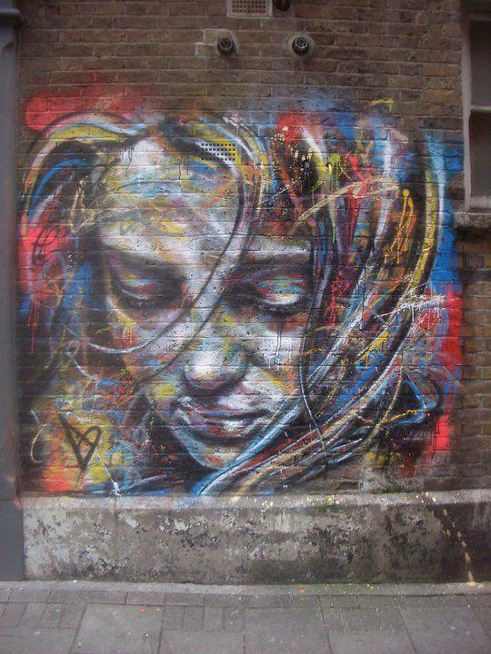 graffiti or art? #art