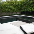 Black beauty - contemporary - pool - melbourne - Minke Pools