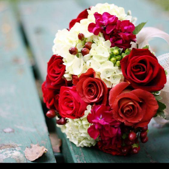 September Wedding Flowers When I 39 M Married
