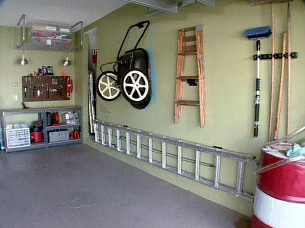 Painting garage walls makes a big impact you would be more likely to