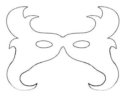 1 mardi gras mask templates mardi gras pinterest. Black Bedroom Furniture Sets. Home Design Ideas