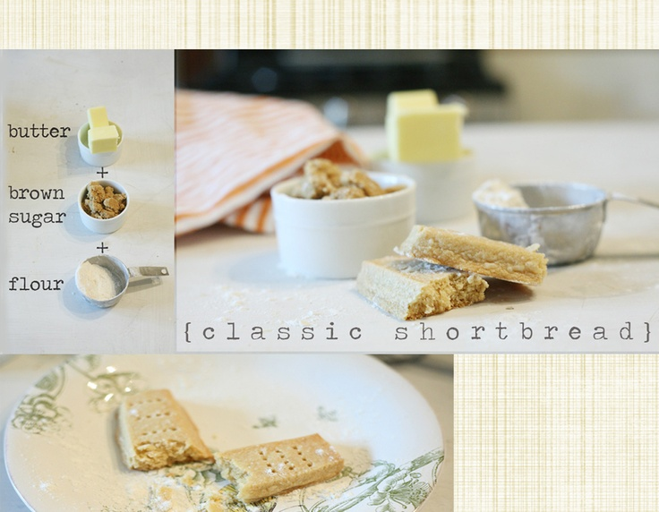 best classic shortbread cookies | Recipes to Try | Pinterest