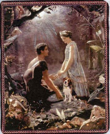 the obstacles of lysander and hermia Challenges learners of all ages to explore the ideas, emotions and principles   lysander and hermia tell helena of their escape plan, and helena resolves to.