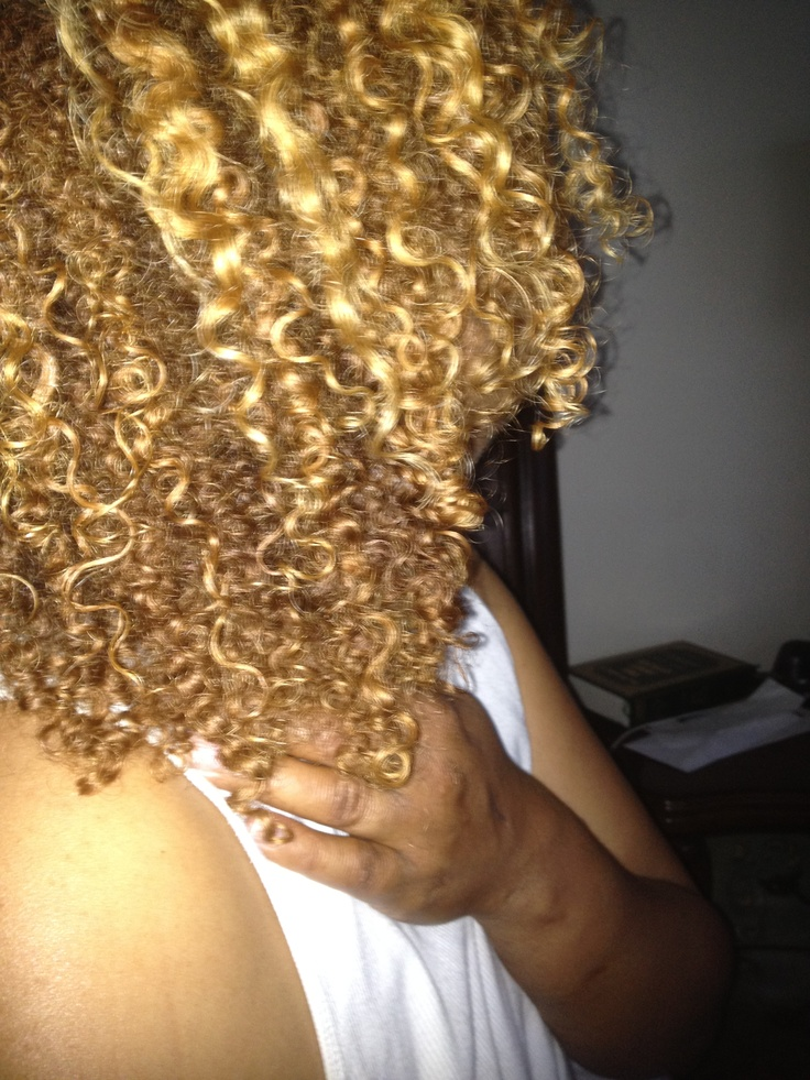 Curl Pudding and Cantu Curl Cream. I just love my hair!!!! | hair