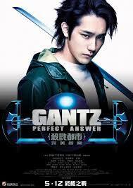 Phim Gantz: Đáp Án Hoàn Hảo