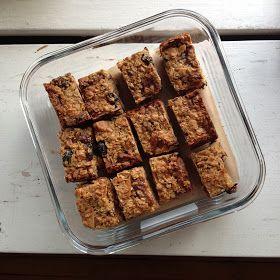 Cherry Pecan Chocolate Granola Bars   Cooking inspiration   Pinterest