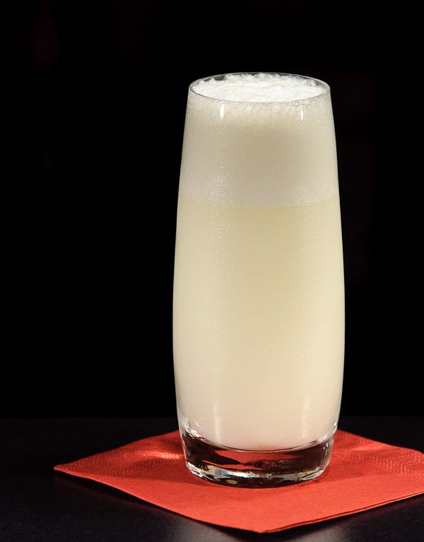 Ramos Gin Fizz | Highfoodality, alle seine Rezepte. | Pinterest