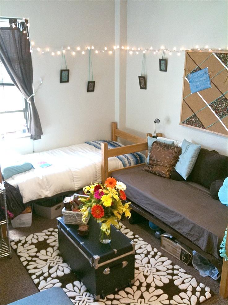 Decorating Ideas > Simple Dorm Room  College  Pinterest ~ 113846_Dorm Room Ideas Simple