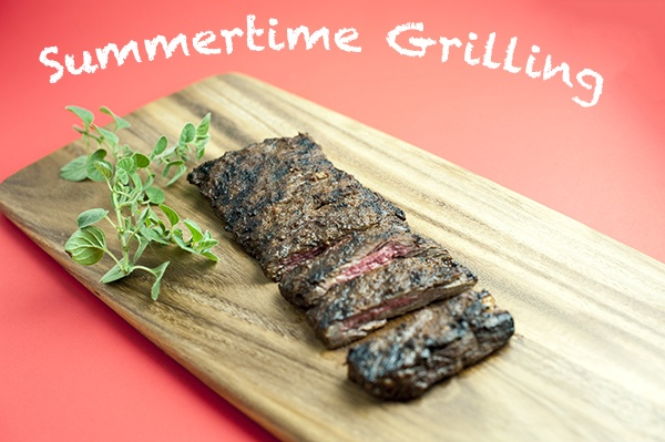 Grilled Spice Rubbed Skirt Steak | Recipes | Pinterest