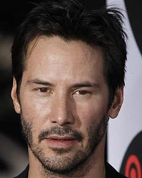 Keanu Reeves Hollywood Walk of Fame Star: North side of the 6800 block