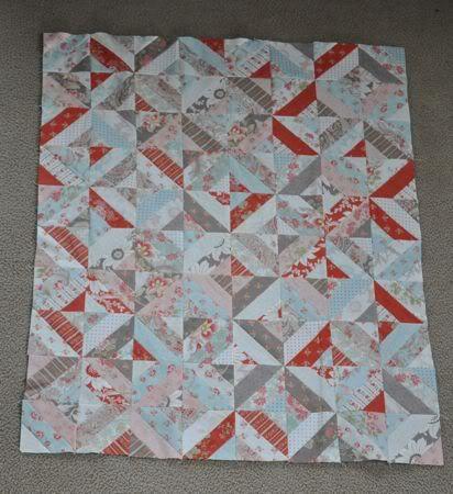 Garden Trellis Jelly Roll Quilt Pattern Fabric Sewing