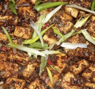 Black pepper Tofu | Resepi: Tauhu & Tofu | Pinterest