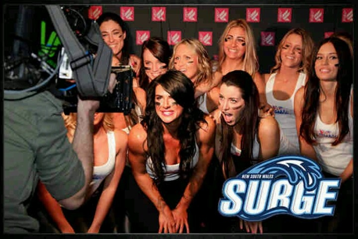 New South Wales Surge Introduction Party 2012