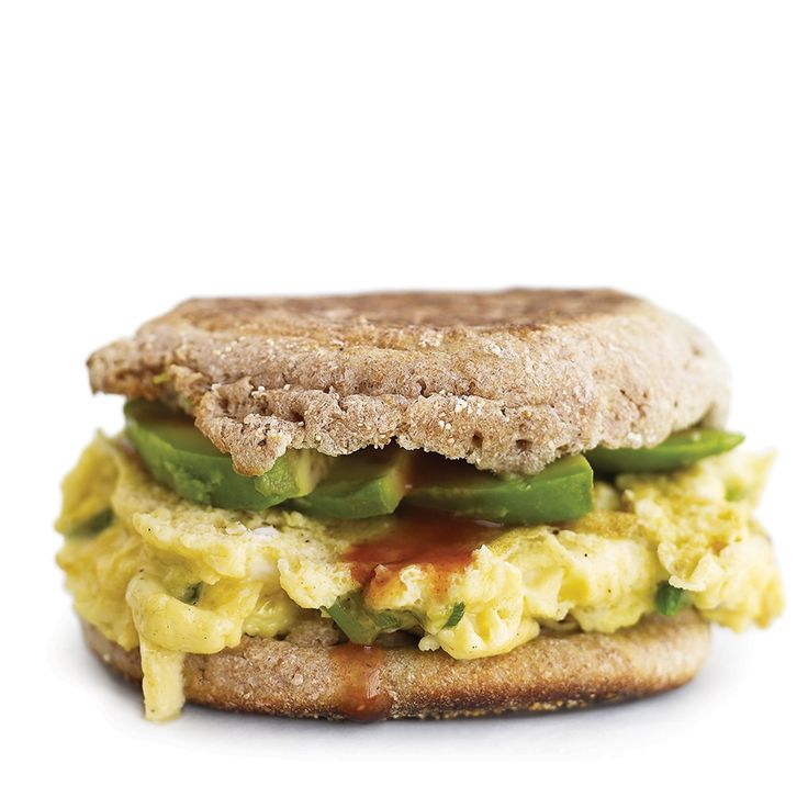Egg-and-Avocado Sandwich | Recipe