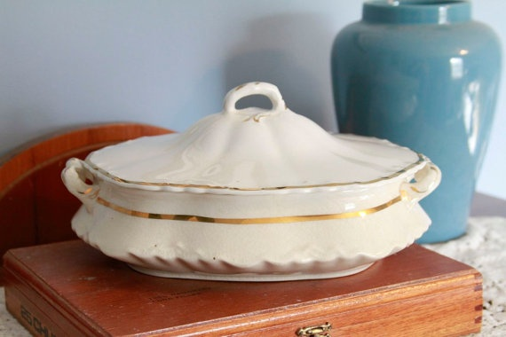 RARE Antique Pre1920's Clinchfield China SPI by thevintagedude, $25.00