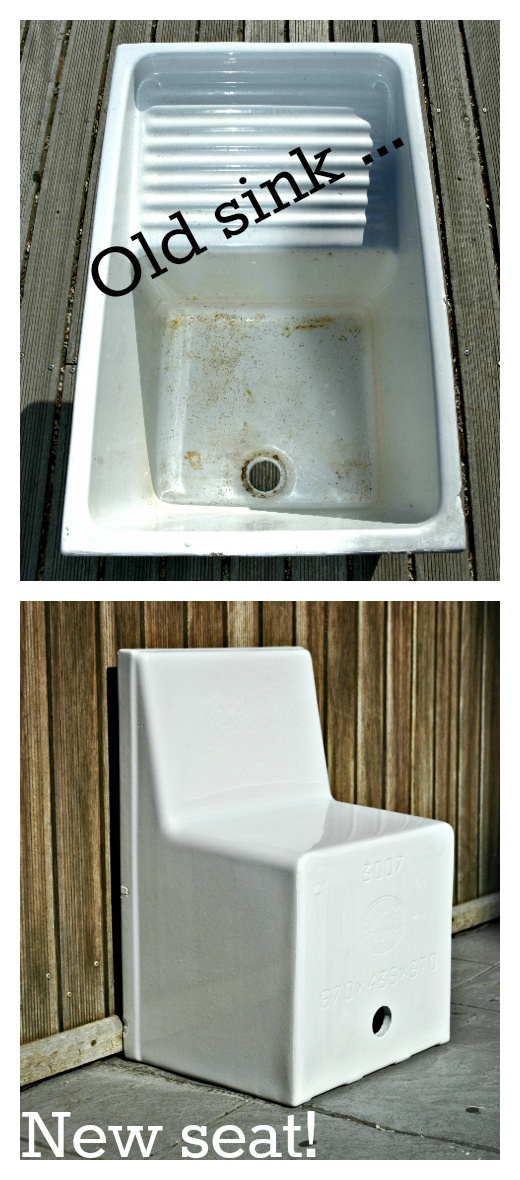 Outdoor Laundry Sink : Pin by Leigh Petersen Rachal on Trash To Treasure Pinterest