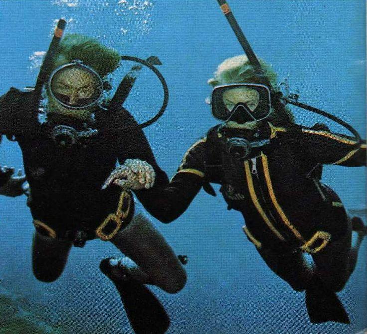 Vintage Scuba   Dive 20'   Pinterest