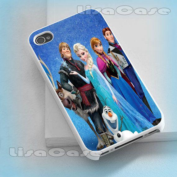 Disney frozen iphone 4 case