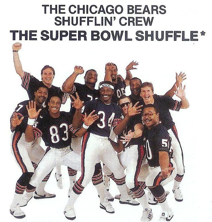walter paytonWalter Payton Super Bowl Shuffle