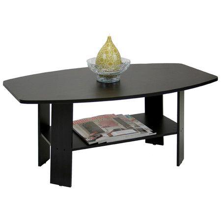 It At Wayfair Simple Design Coffee Table In Espresso 64 Sale 25