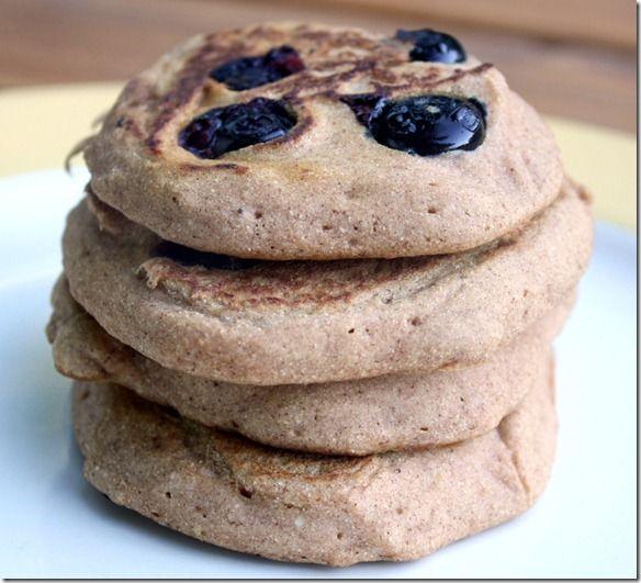 Brown rice pancake | Crepes, Pancakes & waffles, vegan & gluten-free ...