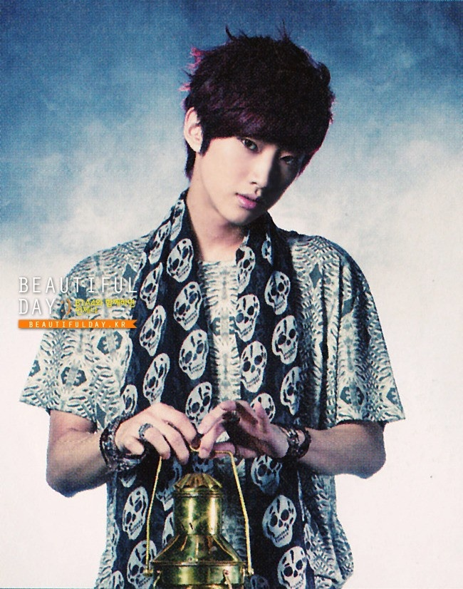 Related video with B1a4 Korean  B1a4 Gongchan Beautiful Target