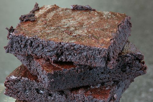 Best Cocoa Brownies | (Get your) Just Desserts | Pinterest