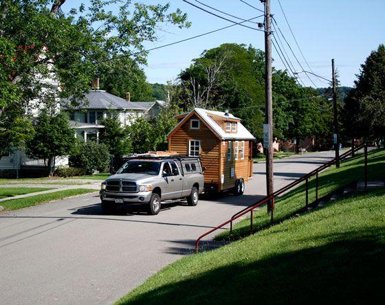 ProtoHaus: Cozy House on Wheels