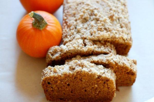 pumpkin spice gingerbread | Gluten Free | Pinterest