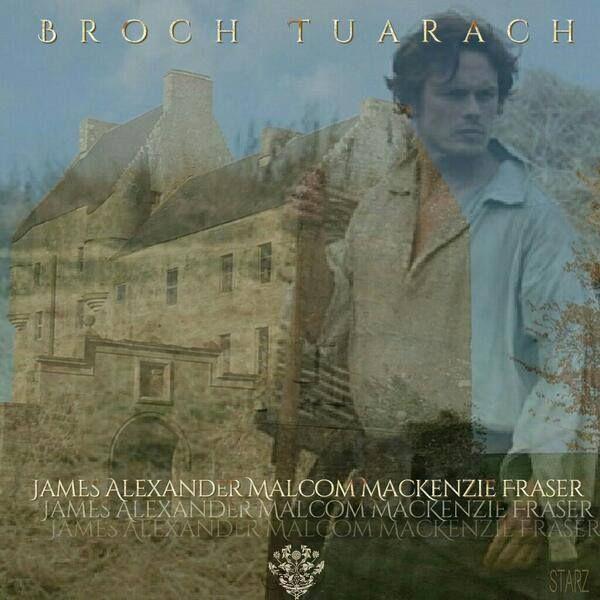 Broch tuarach jamie amp clare pinterest