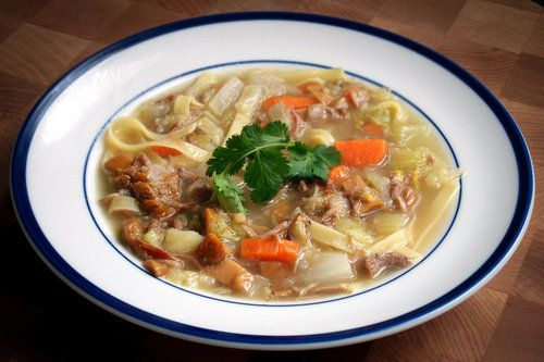 Roasted Turkey Soup | Chili, Chowder, Stew and Soup | Pinterest