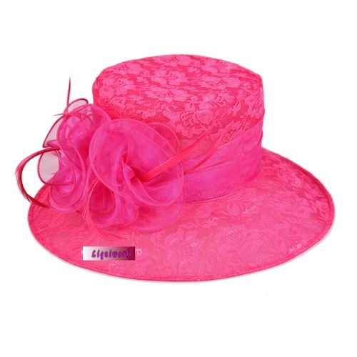 Pin by imtrustinginhim kizzee on church hats at their best for Dress hats for weddings