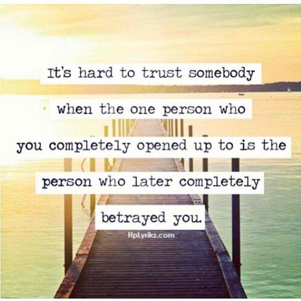 Uploaded to PinterestQuotes On Trust Broken In Relationship