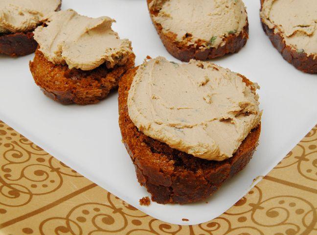 Chicken Liver Pate | Food | Pinterest