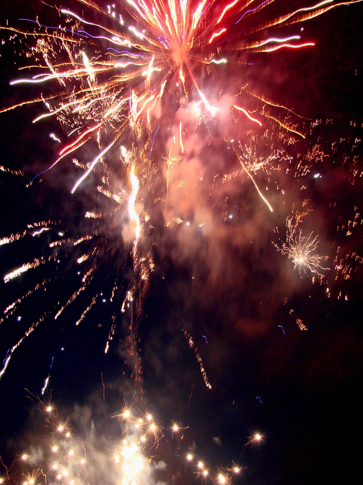 july 4th fireworks baltimore 2012