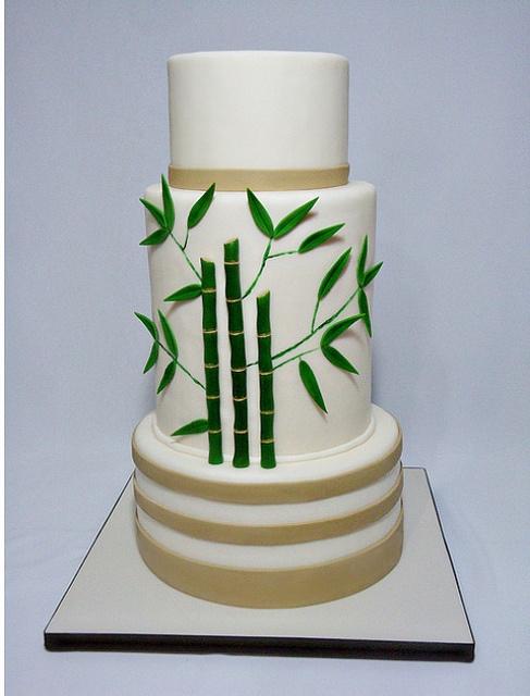 unique wedding cake design