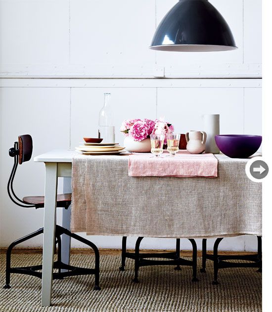 Prop styling by Lara McGraw; Photography by Edward Pond for Style at Home