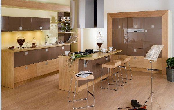 Keuken Design Ideeen : Keuken island designs ideeën #1421154610 hasaba
