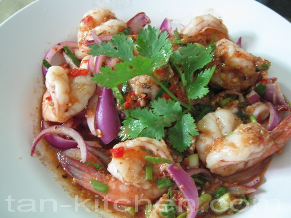 Thai Shrimp Salad | Baking & sweets | Pinterest