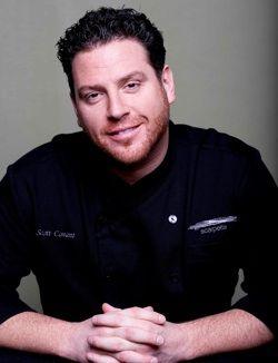 Chef Scott Conant of Scarpetta.