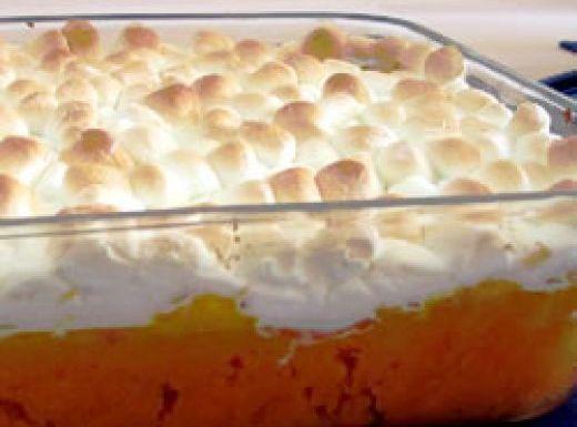 Mashed Sweet Potato Casserole | FO0D P0RN 3 | Pinterest