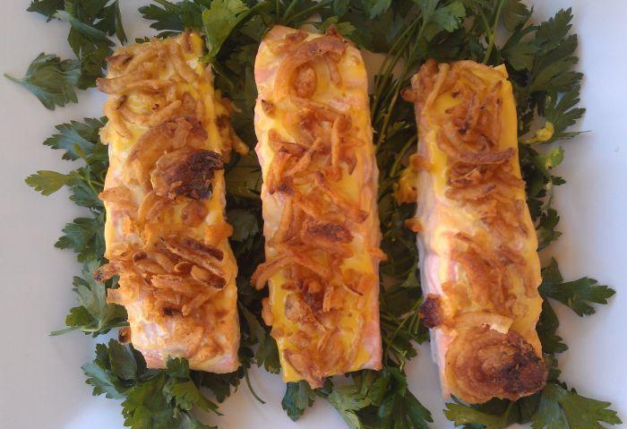 Crunchy Salmon | Recipe