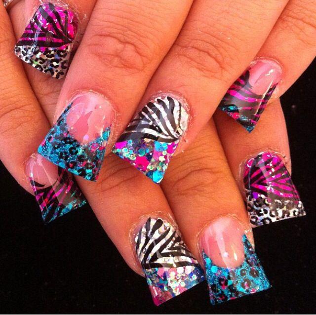 Pin by joana juarez on nails pinterest for Acrylic nail salon