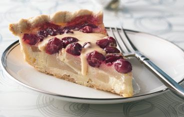 Pear and Cranberry Pie | Baking | Pinterest
