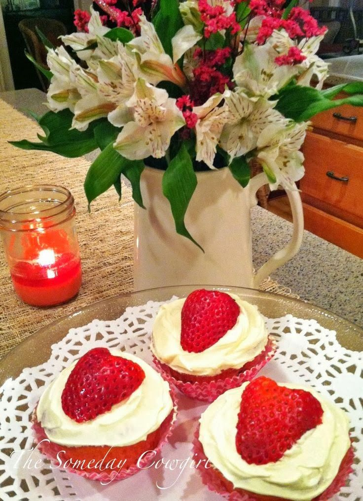 cupcakes for valentine's day ideas