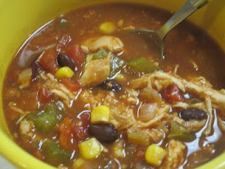 Spicy Chicken Taco Chili | My Original/Adapted/Family Recipes | Pinte ...