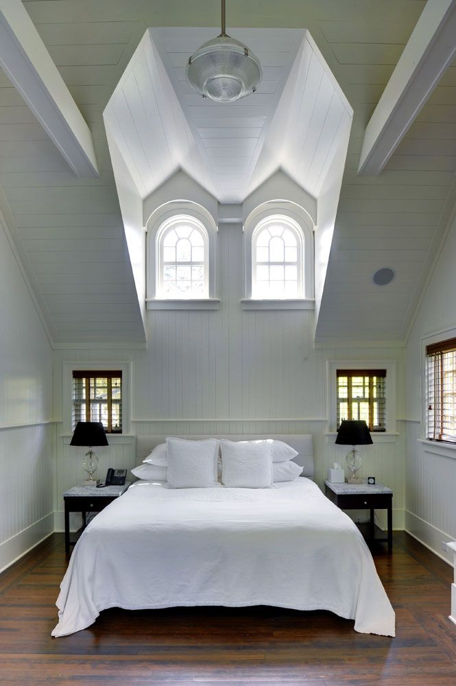 bedroom with cathedral ceilings home pinterest